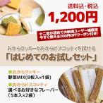 ポイント消化 お試し 豆乳おからクッキー ダイエットにも嬉しい 大豆70% 野菜MIXセット バター マーガリン 卵 不使用 / 保存料 香料 無添加 ポイント消費
