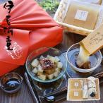 お中元 御中元 ギフト ところてん あんみつ 2個 セット 柿田川名水 伊豆河童 送料無料 プレゼント 贈りもの 食べ物 asu