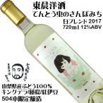 東晨洋酒 てんとうむしのさんぽみち 2017 720ml 辛口白ワイン