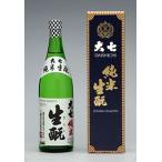 大七 純米生もと(箱入り)純米酒 720ml×1本